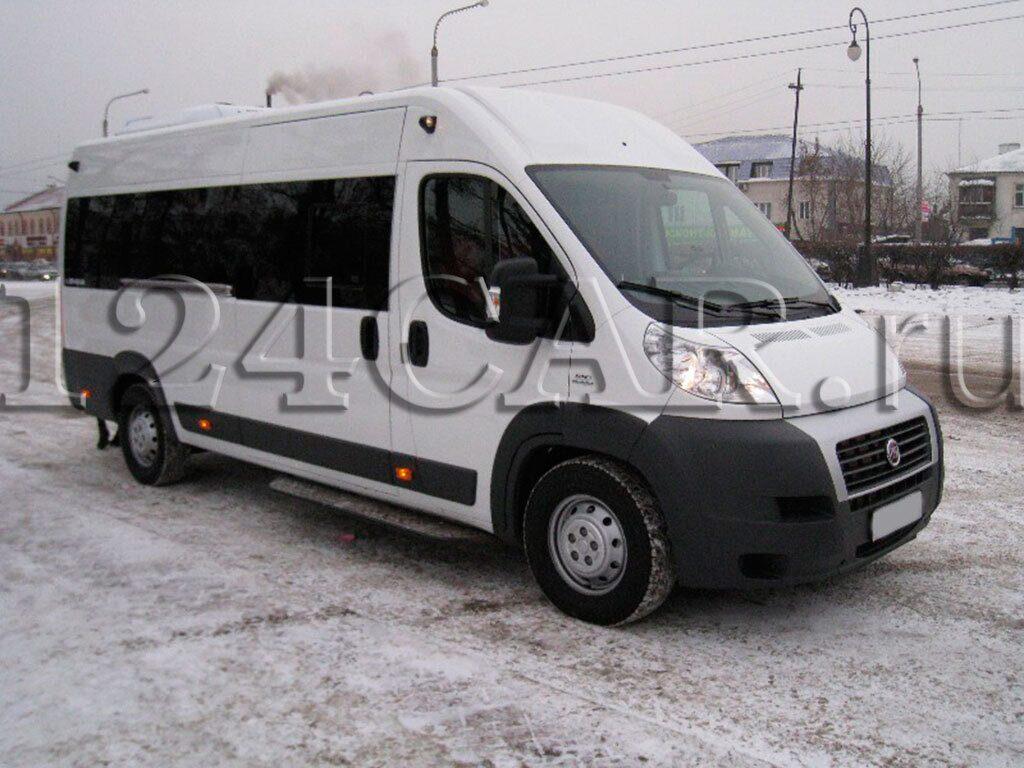 микроавтобус фиат год 2012