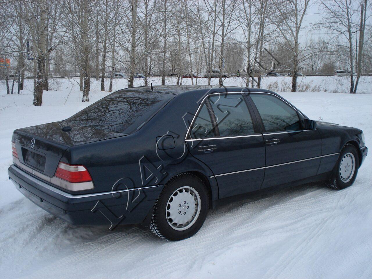 Mercedes S500 напрокат в Красноярске. Мерседес на свадьбу в ...